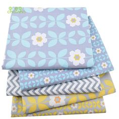 5pcs/lot,New Twill Cotton Fabric Patchwork Gray Tissue Cloth Fat Quarter Bundle Of Handmade DIY Quilting Sewing Textile Material-in Fabric from Home & Garden on Aliexpress.com | Alibaba Group
