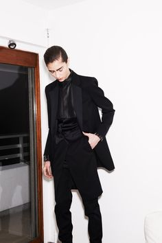 Barbara Bui | Pre-Fall 2014 Collection | Style.com loving the tailored messy look