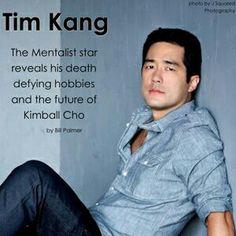 tim kang height