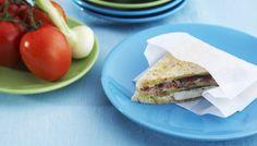 SERVING. SAGA Deli Bags are ideal for serving sandwiches. Deli, Saga, Sandwiches, Baking, Food, Patisserie, Bakken, Hoods, Bread