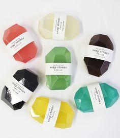 Pelle Soap Stones by PELLE Designs