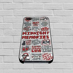 1D Midnight Memories Collage case for iPhone, iPod,Samsung Galaxy, HTC One, Nexus  #phonecase#iphonecase#case#iphone6case#samsunggalaxycase#hardcase#cutecase#funnycase