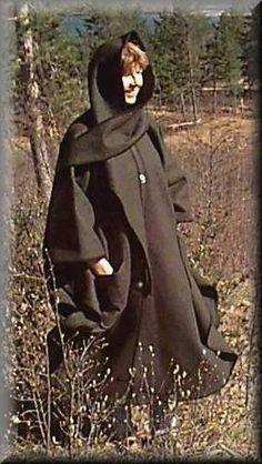 This looks like a nice cozy cloak