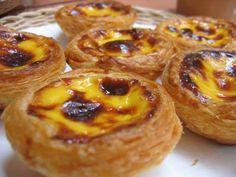 Pastéis de nata ou tarte portugaise