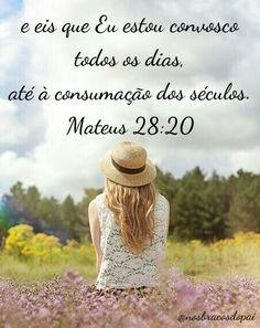 Deus é bom!