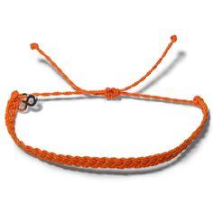 Orange Juice Geflochten  - Weltfreund Armbänder