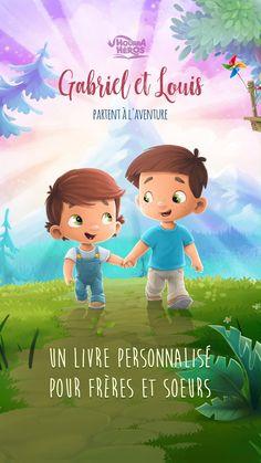 Voici un livre dans lequel deux enfants s'embarquent dans des aventures sous la forme de poèmes ! Racontés par maman ou papa, à vous de choisir ! Obtenez le vôtre dès aujourd'hui ! (👉 hourraheros.fr/hourra-freres-soeurs) #livrespersonnalisés #livrespourenfants #cadeaupersonnalise #cadeauspecial #livres #ideecadeau #lecture #livrestagram #bonheur #bebe #amour #famille #emotion #love #famille #enfants #frereetsoeur #freresetsoeurs Little People, Young People, Web Graph, 2 Kind, Kindergarten, French Lessons, Teaching French, Family Goals, Family Traditions