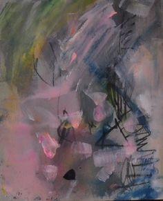 drawing fog, Anna Hryniewicz, works on paper
