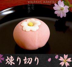 Traditional wagashi: Nerikiri