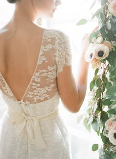 Elise Hameau #gown | Greg Finck Photography