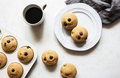 Vegan Blueberry Corn Muffins - http://ecoweare.mywikaniko.com/2016/07/vegan-blueberry-corn-muffins/
