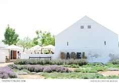 Babel restaurant at Babylonstoren Lavender Garden, Lush Garden, Garden Art, Garden Ideas, African Life, Dreamy Photography, Wedding Venue Decorations, Outdoor Spaces, Outdoor Decor