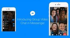 Facebook Messenger için grup video özelliği geldi.