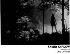 "Emily Chidester, ""Skinny Shadow"" - Print Edition 2010 #art"
