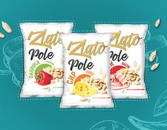 """Check out new work on my @Behance portfolio: """"Zlato Pole/Packaging Design"""" http://be.net/gallery/53327197/Zlato-PolePackaging-Design"""