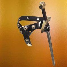 Adjustable Medieval Sword Belt