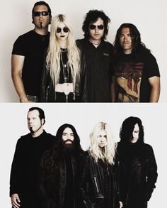 aneternityoflies:  2010 & 2016  the pretty reckless