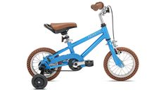 Ride of toys for kids: Priority Start beginner bicycle with training wheels