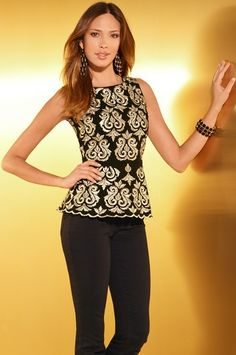 Boston Proper Brocade peplum top   I have this and love it!