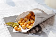 South Indian Sundal (Chickpea salad) Recipe on