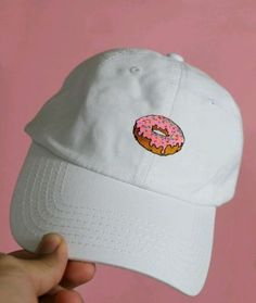 Very-Rare-Donut-Dad-Hat-Strapback