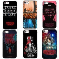 Stranger Things Hard Plastic iPhone Cover //Price: $8.97 & FREE Shipping //     #dufferbrothers #joekeery #demodog #demogorgon #nancywheeler #nataliadyer