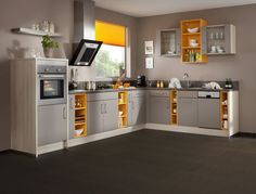iCork Floor's Black Beach cork floating floor installed in a kitchen
