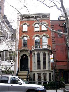 Daytonian in Manhattan: The Charming 1863 No. 129 East 70th Street