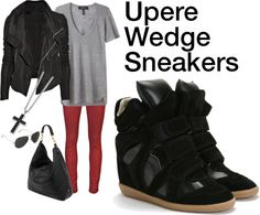 Friday Fashion – Wedge Sneakers