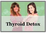 Thyroid Diet Recipes and how to Detox your body to improve your thyroid health.