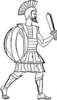 Odysseus coloring page from Greece category. Select from 31983 printable crafts of cartoons, nature, animals, Bible and many more. Free Printable Coloring Pages, Coloring Pages For Kids, Coloring Sheets, Coloring Books, Boat Drawing, Greece Art, Printable Pictures, Printable Crafts, Black And White Pictures
