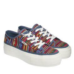 @noodleshoes - Jet platform #inka ♀ Noodles, Jet, Platform, Sneakers, Shoes, Collection, Women, Fashion, Macaroni