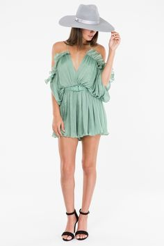 Alice Mccall At first sight playsuit $399
