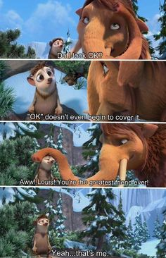 Friend zoned lvl: Ice Age