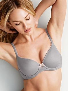 0ca40f79fa Worn by   Angel Candice Swanepoel Type   Body by Victoria Demi Bra Color    Dapple