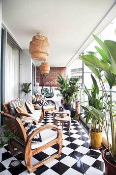 Creative small apartment balcony decorating ideas on a budget - home decor - Balcony Furniture Design Small Balcony Decor, Small Outdoor Spaces, Balcony Design, Garden Design, Small Balcony Furniture, Narrow Balcony, Modern Balcony, Small Terrace, Small Balconies