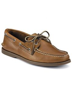 Sperry Top-Sider Shoes, Authentic Original Boat Shoes - Boat Shoes - Men - Macy's