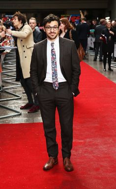 Pin for Later: See All the Red Carpet Action at the Jameson Empire Film Awards Simon Bird