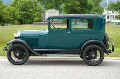 1928 Ford Model A Tudor Sedan...