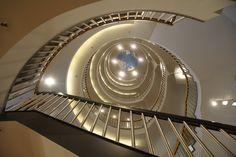 Unser Treppenaufgang
