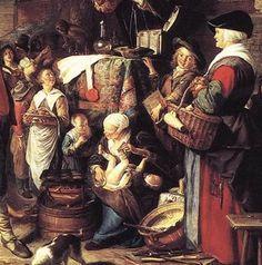 Nicole Kipar's late 17th century Clothing History - Baroque Costumes