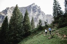"""""""Everything is better in the mountains. Partners In Crime, Messy Hairstyles, About Me Blog, Good Things, Mountains, Austria, Nature, Photography, Travel"""