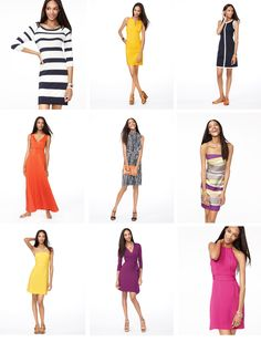 Women's Apparel: summer's best dresses | Banana Republic