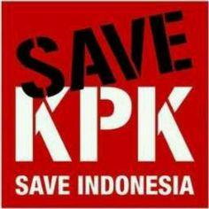 Save KPK Save Indonesia