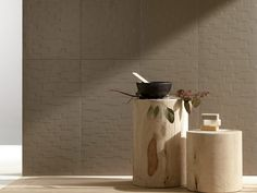 Revestimiento de pared de cerámica para interiores SistemL by MARAZZI