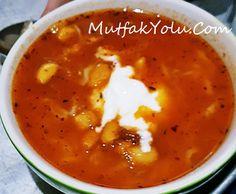 Eğirdekli Erişte Çorbası Tarifi