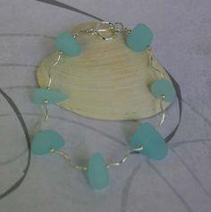 Sea Glass Bracelet $28.00