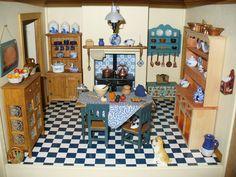 victorian dollhouse kitchen victorian dollhouse study