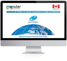 Euroflex   Euroflex Canada came to Insiteful Solutions looking to establish an web presence. We took there logo and custom designed them a simple but effective Canadian presence on the web using Word Press. After a successful launch Euroflex came back to us for Stage 2 which was installing E-Commerce on there site for ease on buying online.  www.euroflex.ca