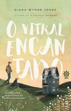 O Vitral Encantado - Diana Wynne Jones